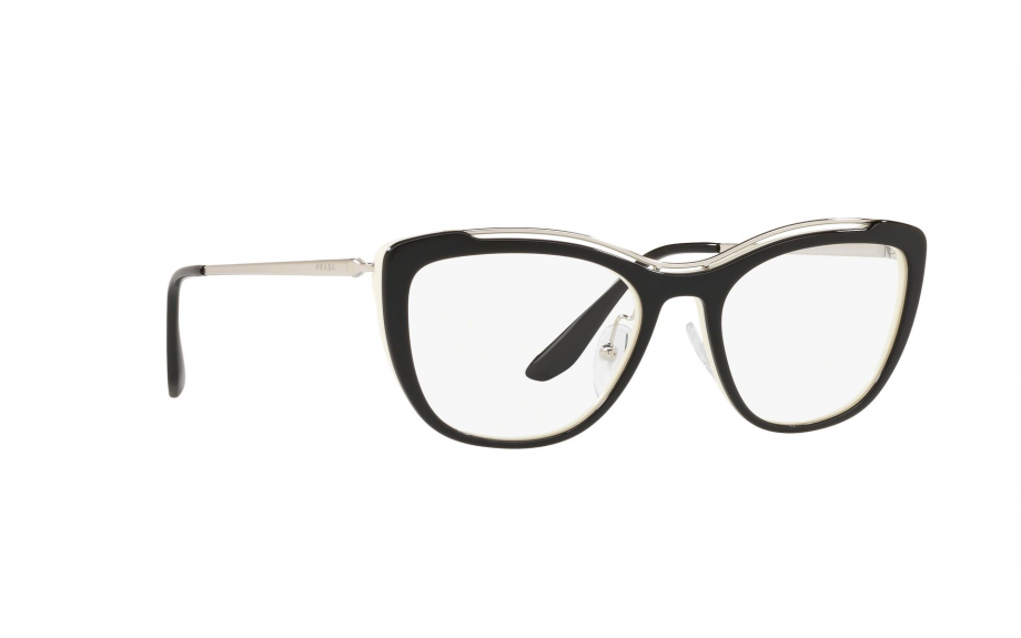 d5d1fbf600a Prada PR04VV 4BK1O1 51 Glasses - Free Shipping